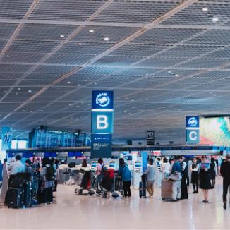 <スタシオンホリデー前編> 成田空港で「見る、食べる、買う」特別な休日。