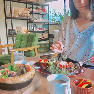 スタシオンからすぐいける♪ 千葉・印西のおしゃれカフェ特集